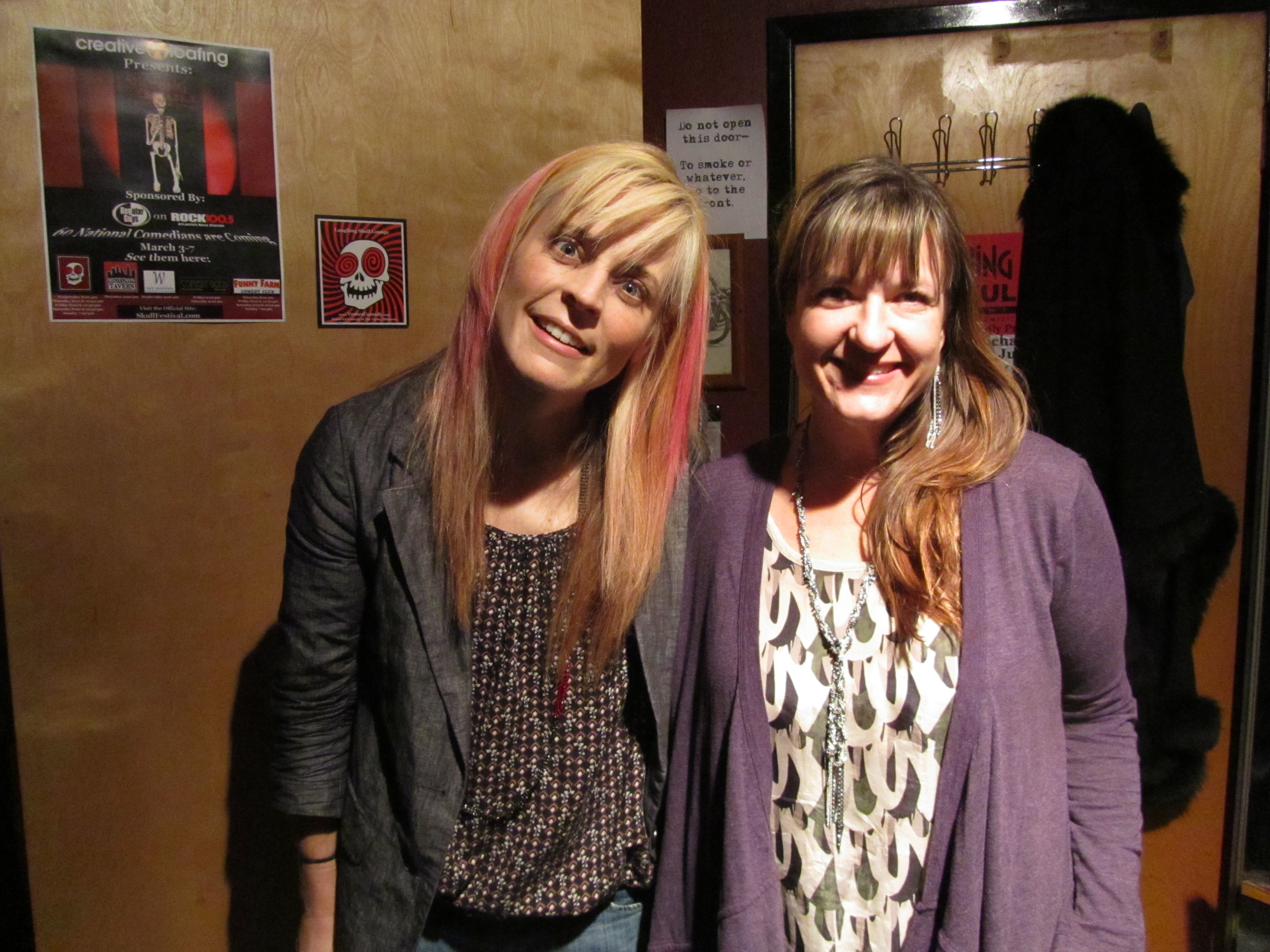 Maria Bamford Atlanta Maria Bamford And Hot Damn