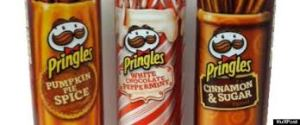 "These come in several  limited edition ""wrong"" flavors"